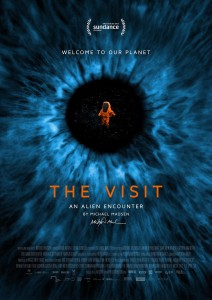 Poster for The Visit: An Alien Encounter