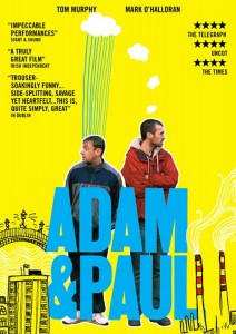 "Poster for the movie ""Adam & Paul"""