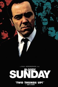 "Poster for the movie ""Bloody Sunday"""