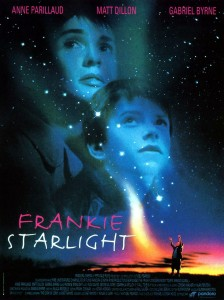 """Poster for the movie """"Frankie Starlight"""""""