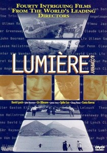 "Poster for the movie ""Lumière and Company"""
