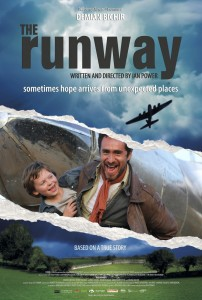 "Poster for the movie ""The Runway"""