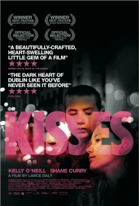 "Poster for the movie ""Kisses"""