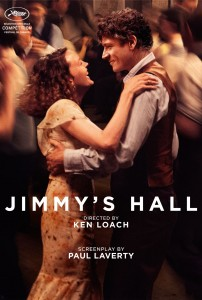 "Poster for the movie ""Jimmy's Hall"""
