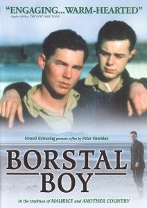 "Poster for the movie ""Borstal Boy"""