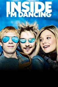 "Poster for the movie ""Inside I'm Dancing"""