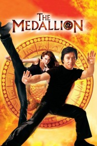 "Poster for the movie ""The Medallion"""