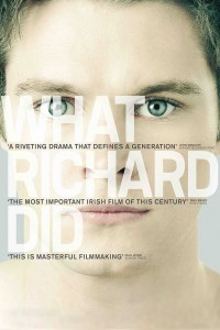 "Poster for the movie ""What Richard Did"""