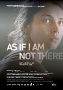 Poster for As If I Am Not There