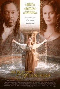 """Poster for the movie """"Moll Flanders"""""""