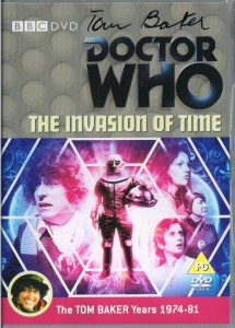 "Poster for the movie ""The Invasion of Time"""