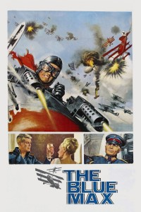 "Poster for the movie ""The Blue Max"""