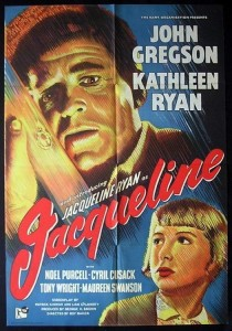 "Poster for the movie ""Jacqueline"""