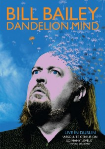 "Poster for the movie ""Bill Bailey: Dandelion Mind"""