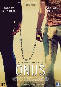 "Poster for the movie ""Onus"""