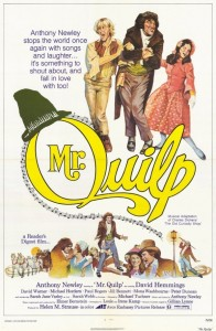"Poster for the movie ""Mr. Quilp"""