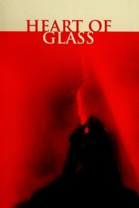 "Poster for the movie ""Heart of Glass"""