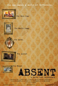 "Poster for the movie ""Absent"""