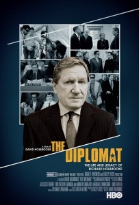"Poster for the movie ""The Diplomat"""