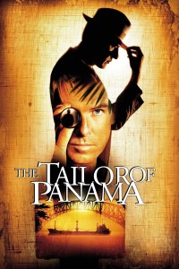 "Poster for the movie ""The Tailor of Panama"""