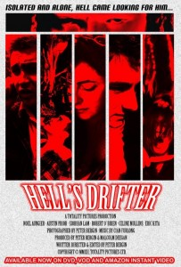 "Poster for the movie ""Hell's Drifter"""