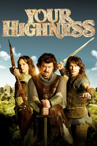 "Poster for the movie ""Your Highness"""