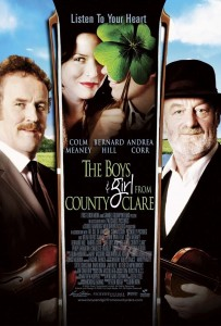 "Poster for the movie ""The Boys and Girl from County Clare"""