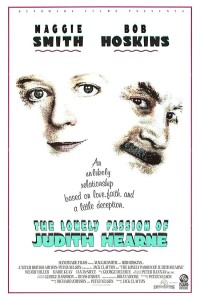 "Poster for the movie ""The Lonely Passion of Judith Hearne"""