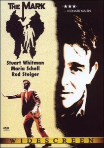 "Poster for the movie ""The Mark"""