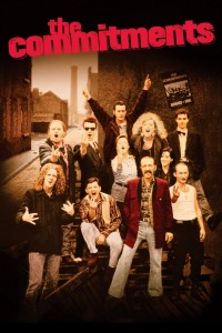 "Poster for the movie ""The Commitments"""
