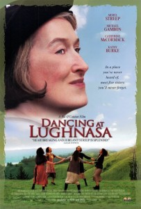 "Poster for the movie ""Dancing at Lughnasa"""