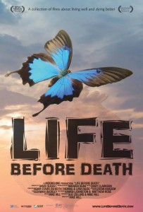 "Poster for the movie ""Life Before Death"""