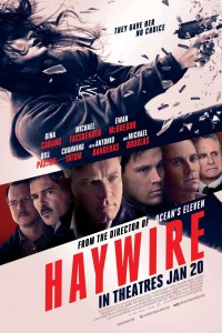 "Poster for the movie ""Haywire"""