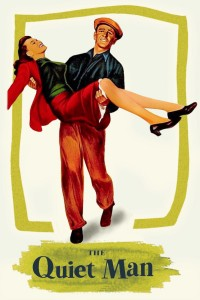 "Poster for the movie ""The Quiet Man"""