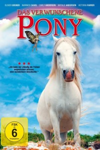 "Poster for the movie ""The White Pony"""