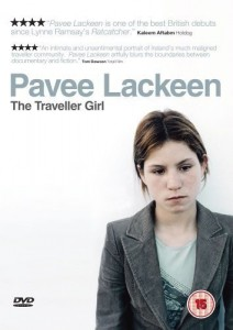 "Poster for the movie ""Pavee Lackeen: The Traveller Girl"""