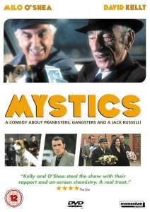 """Poster for the movie """"Mystics"""""""