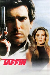 "Poster for the movie ""Taffin"""