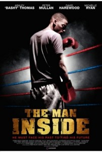 "Poster for the movie ""The Man Inside"""