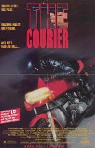 "Poster for the movie ""The Courier"""