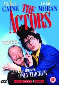 "Poster for the movie ""The Actors"""