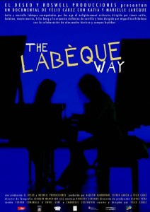 "Poster for the movie ""The Labèque way"""