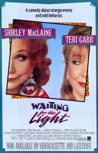 "Poster for the movie ""Waiting for the Light"""