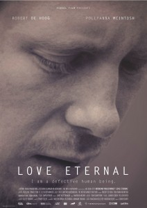 "Poster for the movie ""Love Eternal"""