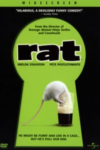 "Poster for the movie ""Rat"""
