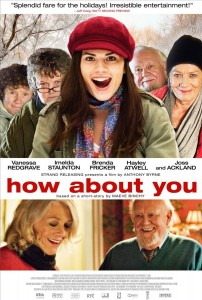 "Poster for the movie ""How About You..."""