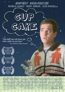 "Poster for the movie ""Cup Cake"""