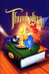 "Poster for the movie ""Thumbelina"""