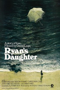 "Poster for the movie ""Ryan's Daughter"""
