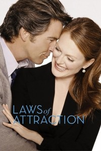 "Poster for the movie ""Laws of Attraction"""